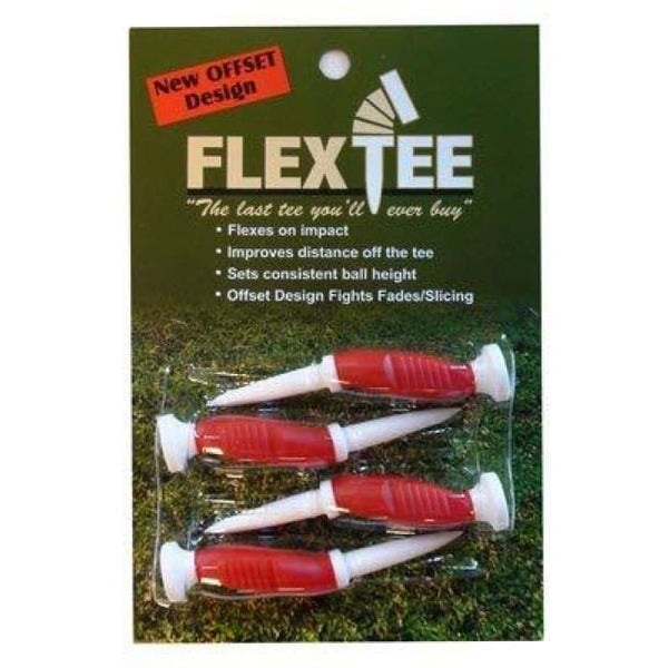 Flextee Offset Design Flexible Golf Tee 3