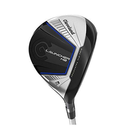 Cleveland Golf 2018 Mens Hb Fairway (Graphite Rh #3 Stiff) - Golf Clubs - Fairway Woods