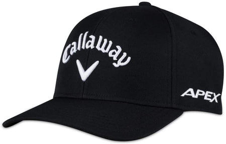 Callaway Golf 2019 Tour Authentic High Crown Hat - BLACK - Golf Country Online