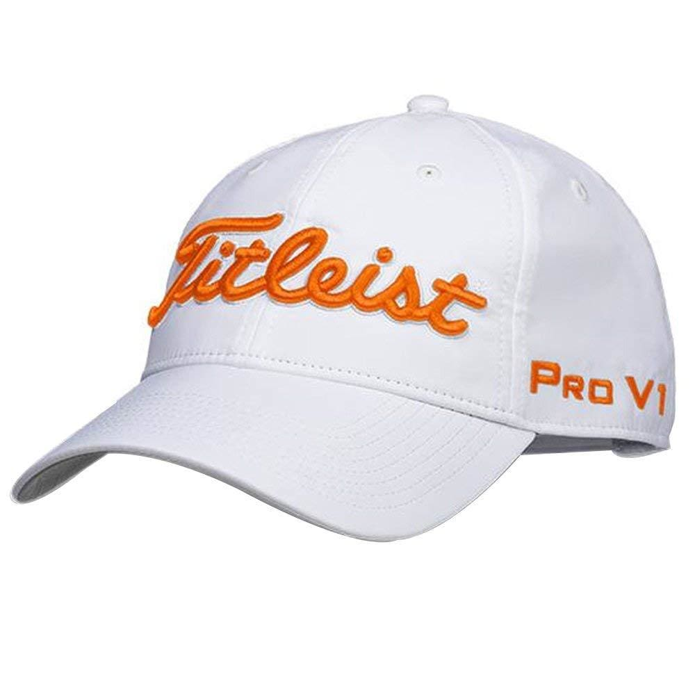 eedb75f6889 Titleist Golf- Tour Performance Cap White Collection – Golf Country ...