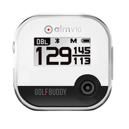 GOLFBUDDY aim V10 Talking Golf GPS - Golf Country Online