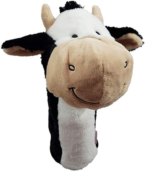 Daphne's Barn Animal Happy Cow Large Driver Golf Headcover