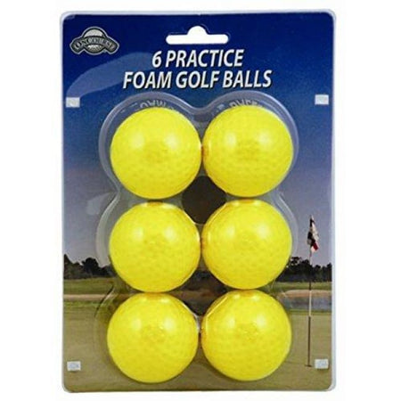 ONCOURSE FOAM PRACTICE GOLF BALLS - Golf Country Online