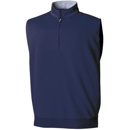 FootJoy Half-Zip Golf Vest - Navy