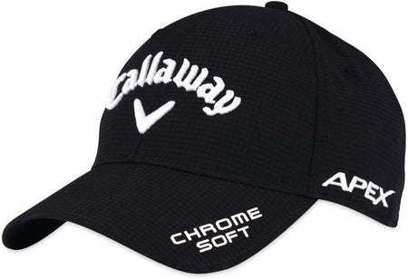 Callaway Golf Tour Authentic Performance Pro Epic Flash Chrome Soft Hat Black - Golf Country Online