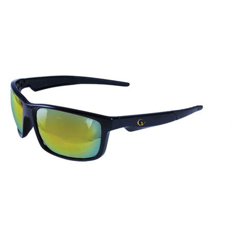 Maxx Sunglass Gold Vision HD 8 Black Frame HD Lens - Golf Country Online