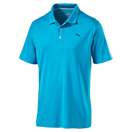 Puma Golf 2017 Men's Pounce Polo - Hawaiian Ocean
