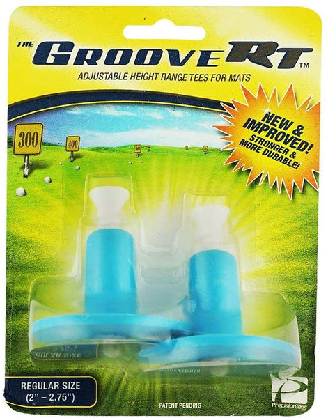 Dorson Precision Tees- Groove RT Adjustable Range Tees