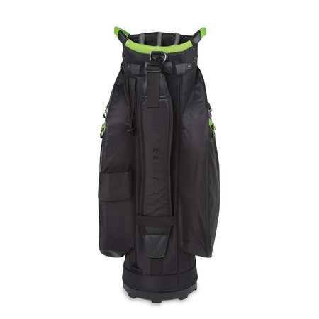Bag Boy Chiller Cart Bag Black/charcoal/lime Chiller Cart Bag - Golf Bags