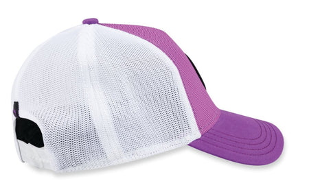 Callaway 2018 Trucker Hat Ladies Purple Adjustable