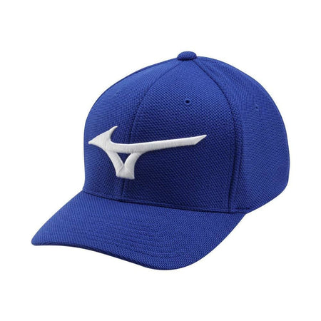Mizuno Tour Performance Fitted (OSFA) Golf Hat, Royal - Golf Country Online
