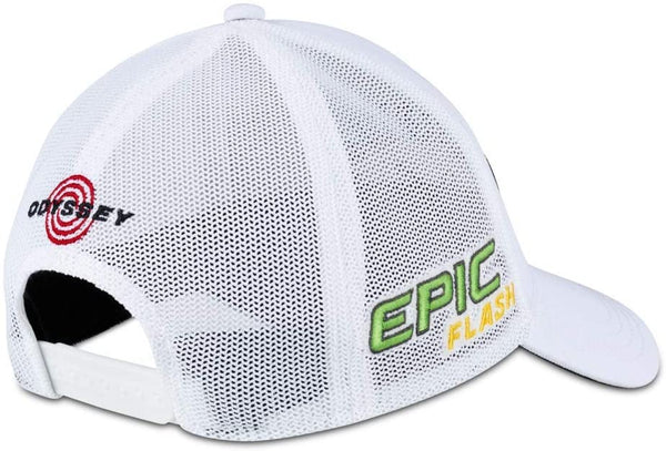 Callaway Golf Tour Authentic Trucker Hat, White - Golf Country Online