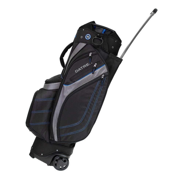 Datrek Unisex Transit Cart Bag (BLACK/CHARCOAL/ROYAL) - Golf Country Online