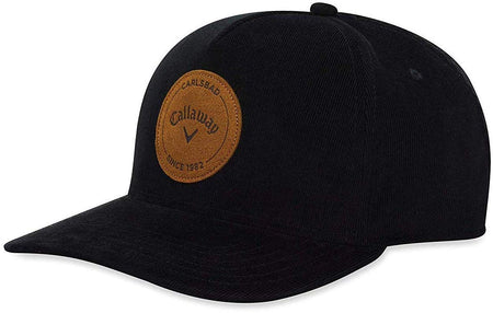 Callaway Golf Corduroy Hat/Cap, Black - Golf Country Online