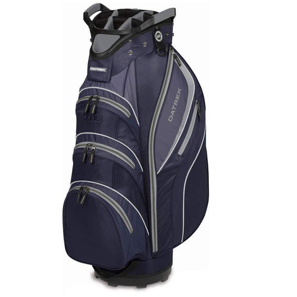 Datrek Golf Lite Rider Ii Cart Bag (Navy/silver/white) - Golf Bags