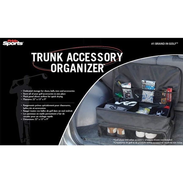 PrideSports Trunk Accessory Organizer - Golf Country Online