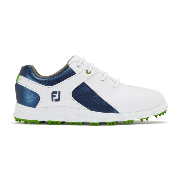 FootJoy Kids' Junior Spikeless Pro/SL Golf Shoes #45039 - Golf Country Online