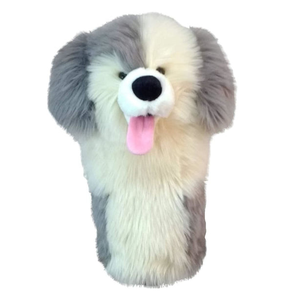 Daphnes Headcovers Rescue Dog Headcover - Golf Headcovers