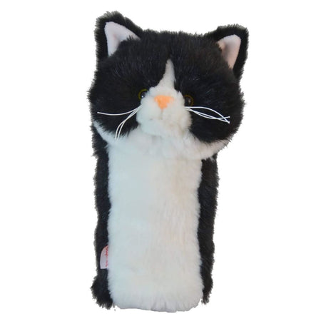 Daphne's Headcovers- Tuxedo Cat Hybrid/Utility Animal Headcover - Golf Country Online