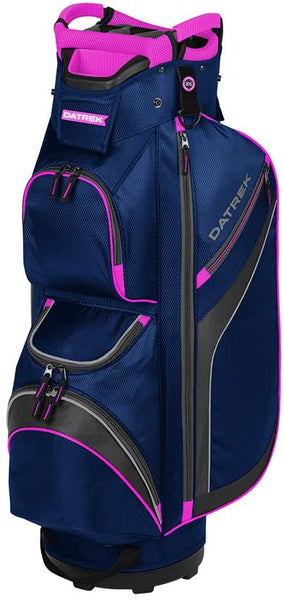 Datrek Golf DG Lite II Cart Bag - NAVY/PINK