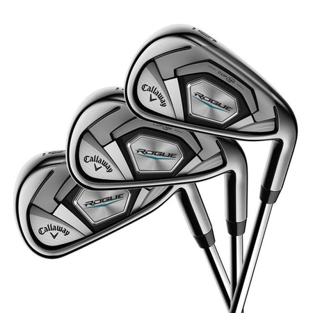 Callaway Golf Mens Rogue Irons Set (Rh) - Golf Clubs - Iron Sets
