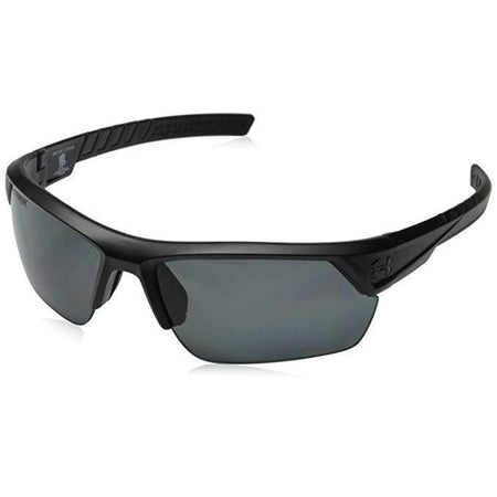 Under Armour Mens Igniter 2.0 Storm Wwp/ansi 8631051-010108 Polarized Sunglasses Satin Black 66 Mm - Sunglasses