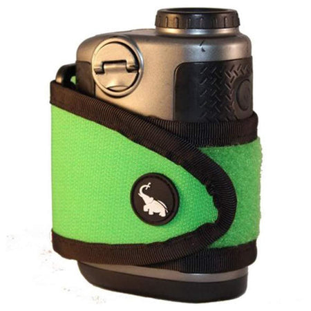 Monument Golf Stick It Magnetic Rangefinder Strap - Green - Golf Country Online