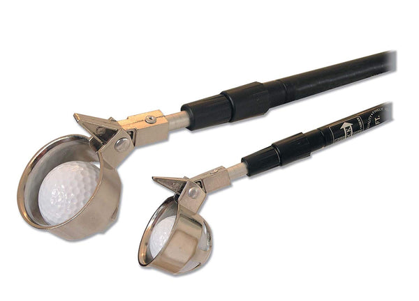 Golf Ball Retriever w/Hinge Cup - Golf Country Online
