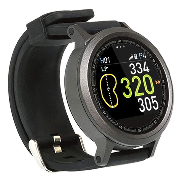 Golfbuddy Wtx Smart Golf Gps Watch Black - Gps & Rangefinders