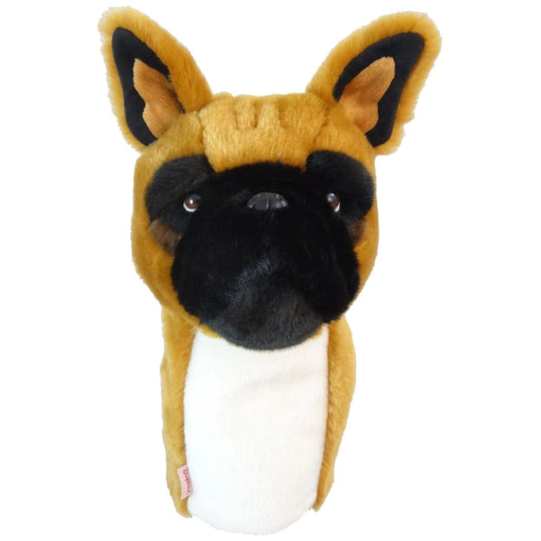 Daphne's Headcovers Frenchie Dog Headcover - Golf Country Online