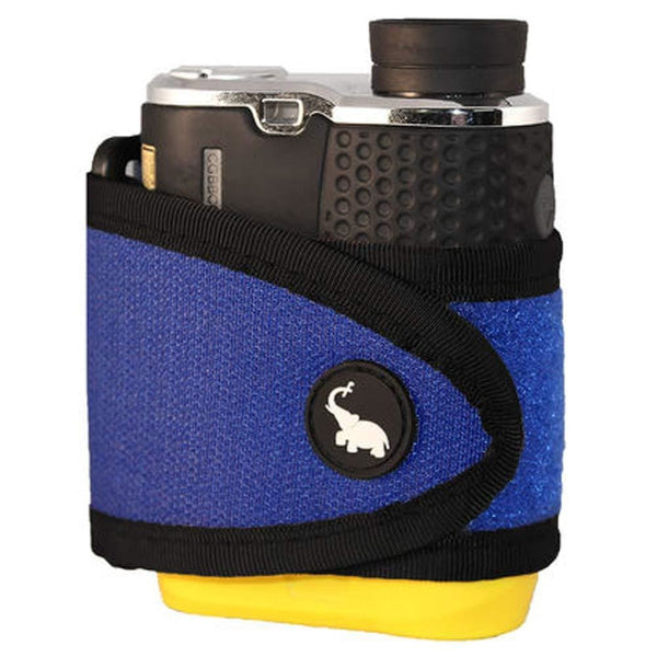 Monument Golf Stick It Magnetic Rangefinder Strap - Blue - Gps Rangefinders And Accessories