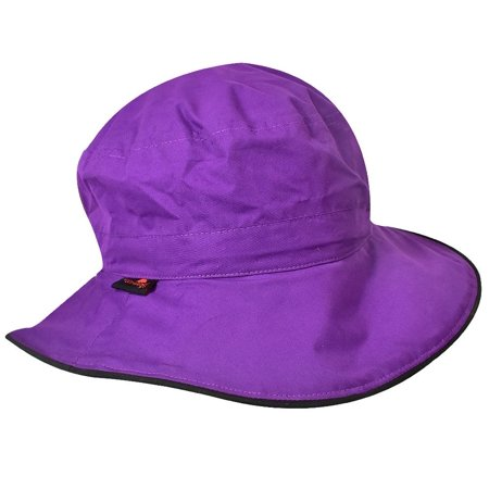 The Weather Company Golf- Waterproof Hat - PURPLE - Golf Country Online
