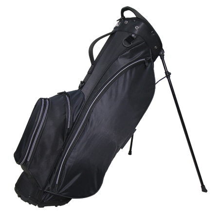 RJ SPORTS PLAYOFF STAND BAG (BLACK/BLACK)