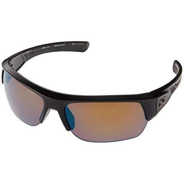 Ua Big Shot Satin Black / Black / Shoreline Polarized - Sunglasses