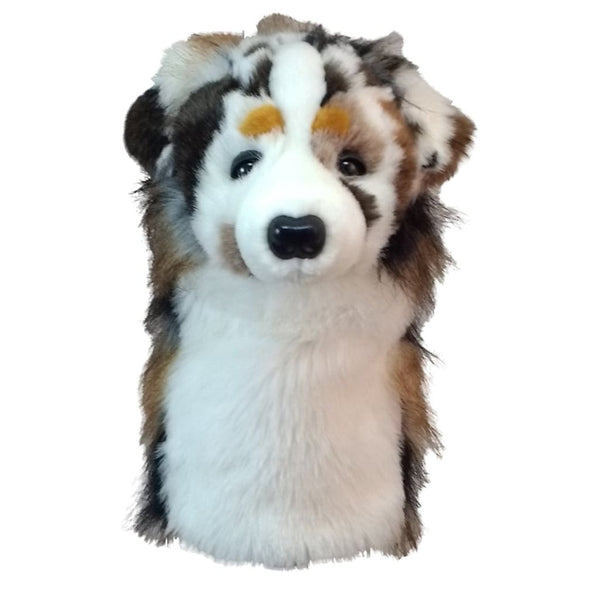 Daphne's Headcovers Australian Shepherd Dog Headcover - Golf Country Online