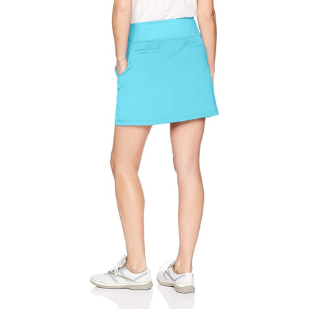 Puma Golf Womens 2018 Pwrshape Solid Knit Skirt Aquarius - Apparel - Bottoms