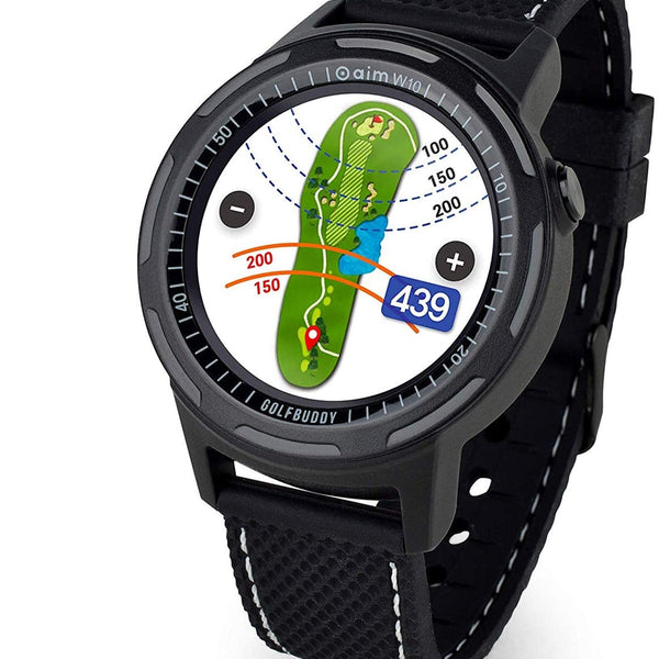 GolfBuddy AimW10 Golf GPS/Watch