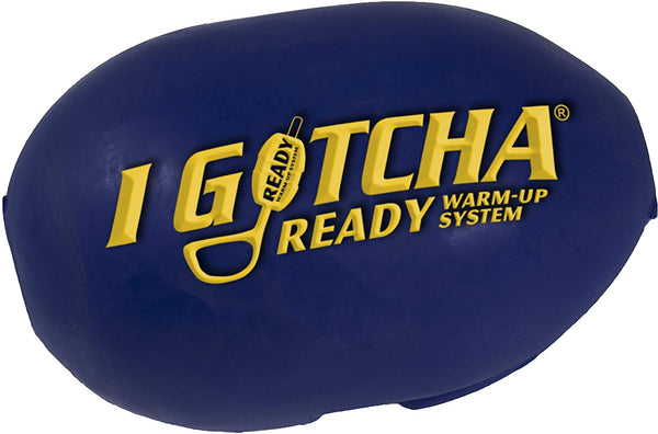 I Gotcha Ready Warm-Up Blue Mens - Golf Training Aid (blue)