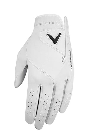 Callaway Golf Men's Tour Authentic Premium Cabretta Leather Golf Glove