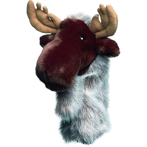 Daphne's Headcovers- Moose Hybrid/Utility Animal Headcover - Golf Country Online