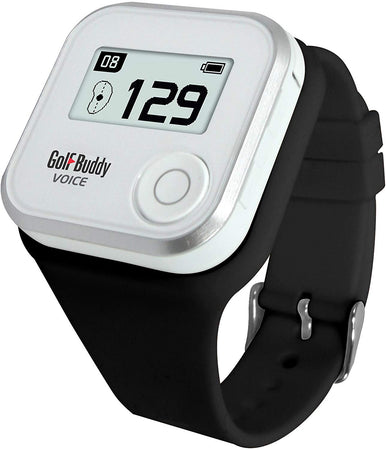 Golf Buddy Voice 2 Wristband - BLACK