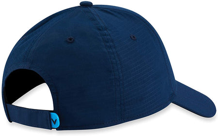 Callaway Golf Hat Liquid Metal (Adjustable, Navy, Mens Headwear) - Golf Country Online