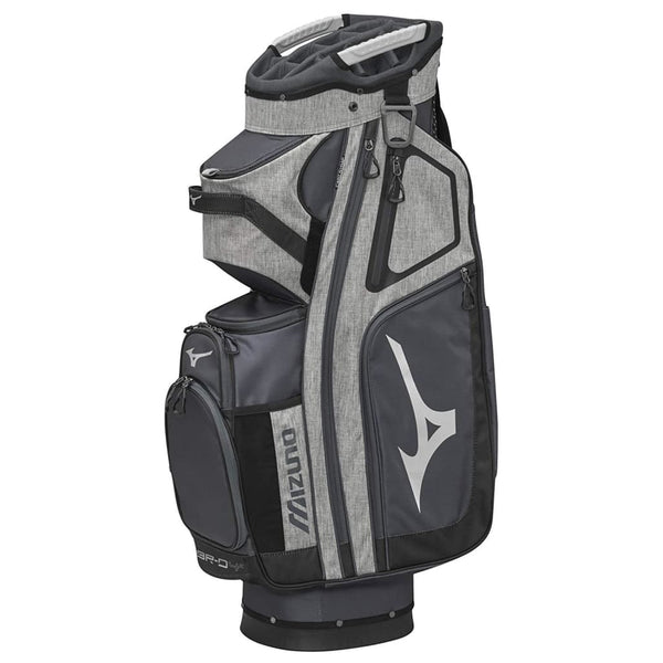 Mizuno Br-D4C Golf Cart Bag Grey/black - Golf Bags