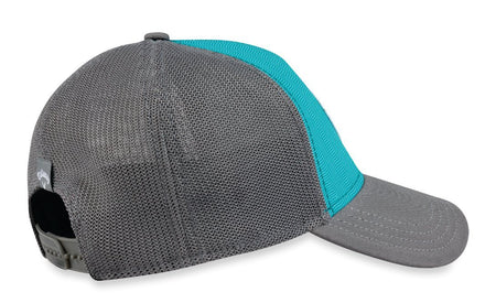 Callaway 2018 Trucker Hat Ladies Teal Adjustable - Golf Country Online