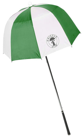 DrizzleStik Flex- Golf Club Umbrella - GREEN - Golf Country Online