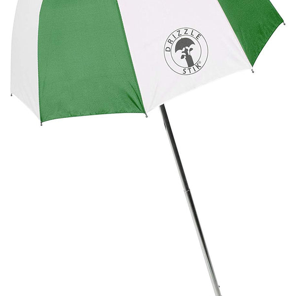 DrizzleStik Flex- Golf Club Umbrella - GREEN