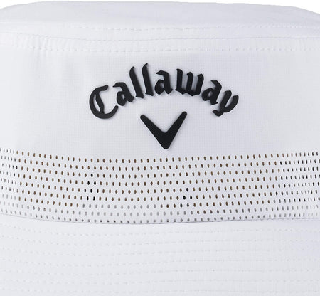 Callaway Golf 2021 Bucket Hat - White