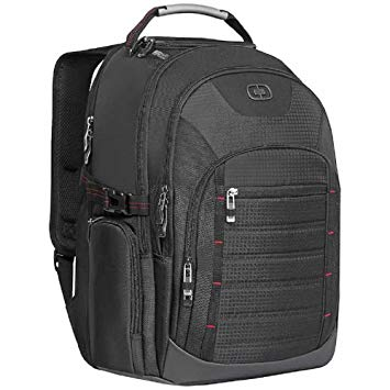 "OGIO Prospect Professional Utility Backpack Fits Up to 17"" Laptops (Black) - Golf Country Online"