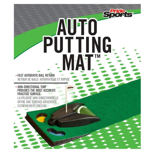 Pridesports Auto Putting Mat - Golf Tees & Accessories
