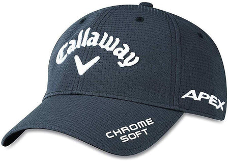 Callaway Golf Tour Authentic Performance Pro Epic Flash Chrome Soft Hat Grey - Golf Country Online